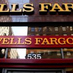 Wells Fargo shares extend gains on Friday, consumer checking account openings drop in November, the bank's report shows