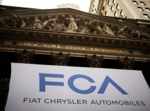 """Fiat Chrysler shares gain a ninth straight session on Wednesday, chances for the group to achieve 2018 objectives """"greater than 50%"""""""
