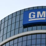 General Motors shares gain for a fourth session in a row on Monday, company's auto sales in Canada rise 4% in June