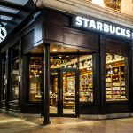Starbucks shares gain a fifth straight session on Thursday, retailer to open mobile order and pay store in Seattle
