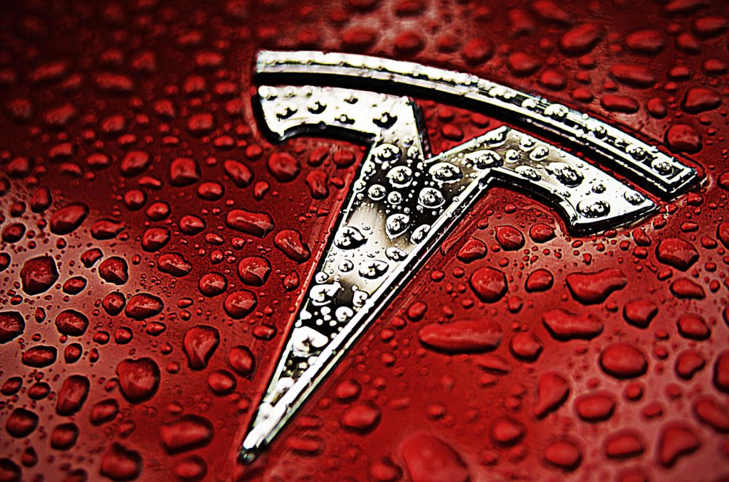 Tesla Shares Gain For A Second Straight Session On Wednesday Auto
