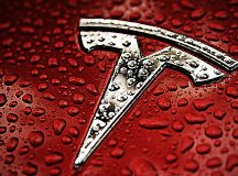 Tesla shares gain for a second straight session on Wednesday, auto maker sued by Nikola Motor over design patent infringement