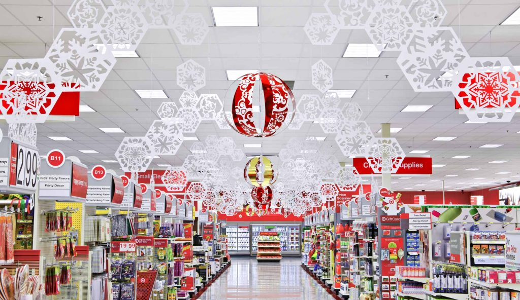 Target cuts fourth-quarter forecast due to weak holiday sales