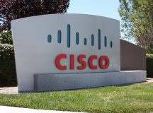Cisco shares gain the most in two weeks on Wednesday, company's quarterly earnings top market expectations