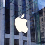 Apple shares touch a fresh all-time high on Wednesday on upbeat quarterly sales