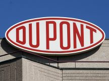 DuPont shares gain a third straight session on Monday, company settles lawsuits related to toxic chemical leak