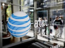 AT&T shares gain a third straight session on Thursday, company to offer an unlimited wireless data plan to non-TV subscribers