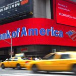 Bank of America shares gain for a second session in a row on Wednesday, the group's share buyback policy to be continued