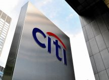 Citigroup shares fall a second straight session on Friday, CEO Corbat's compensation reduced as financial targets not met