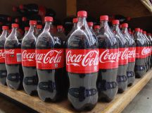 Coca-Cola shares retreat the most in 10 weeks on Thursday, company projects lower full-year profit in 2017 on higher re-franchising costs