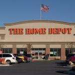 Home Depot shares gain the most in 34 weeks on Tuesday, second-quarter earnings top estimates, full-year sales forecast revised down