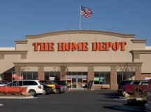 Home Depot shares gain the most in three weeks on Wednesday, as second-quarter results top market expectations