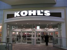 "Kohl's shares fall a second straight session on Tuesday, a ""faster change"" seen as crucial by the company's CEO"