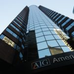 AIG shares close higher on Thursday, company's new COO to receive $15 million sign-on bonus