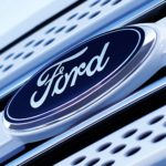 Ford shares fall for a fifth session in a row on Wednesday, company projects weaker full-year 2017 financial results