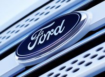 Ford shares close lower on Thursday, lower sales and higher investment activity to pressure company's first-quarter earnings