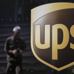 United Parcel shares snap a three-day string of gains on Wednesday, company buys 125 electric semi-trucks from Tesla