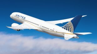 United Air shares fall the most in 8 years on Thursday as fourth-quarter performance forecasts disappoint