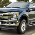 Ford shares close lower on Friday, more than 52 000 F-250 pickups to be recalled in the United States and Canada
