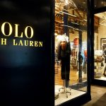 Ralph Lauren shares retreat for a third session in a row on Thursday, as same-store sales shrink for a ninth consecutive quarter