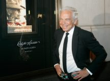 Ralph Lauren shares gain for a fourth session in a row on Tuesday, as quarterly sales and income outstrip market expectations