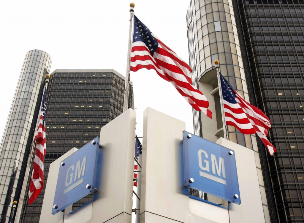 General Motors Shares Retreat The Most In Three Weeks On Friday A
