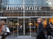 Time Warner shares fall the most in 24 weeks on Thursday, quarterly revenue tops estimates due to Turner growth