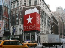 Macy's shares fall the most in three months on Thursday, despite better-than-anticipated quarterly comparable sales