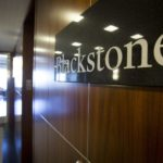 Blackstone shares close higher on Wednesday, a 7.8 billion-euro property fund closed, according to sources