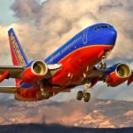 Southwest Airlines shares gain for a fourth straight session on Friday, 737 MAX jets to be pulled from flight schedules through May