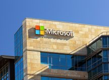 Microsoft shares gain for a fourth straight session on Tuesday, tech giant ties up with BMW to establish Open Manufacturing Platform