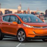 General Motors shares gain for a fifth session in a row on Friday, a certain number of Chevrolet Bolt vehicles reportedly experience battery issue