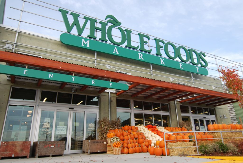 Amazon Shocks with First Day as Whole Foods Owner
