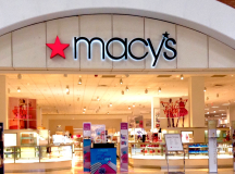 Macy's shares fall for a second straight session on Tuesday, company updates on Macy's Backstage concept expansion
