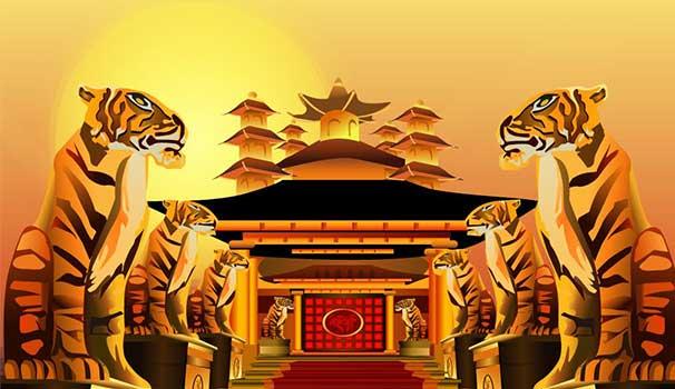 golden tiger casino featured games