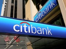 Citigroup shares gain for a fourth session in a row on Friday, bank applies for broker-dealer license in France