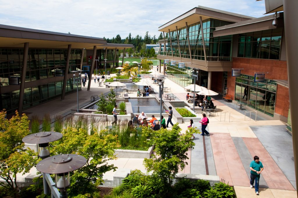 Microsoft Reveals Multibillion-Dollar Upgrade Plan For Redmond Campus