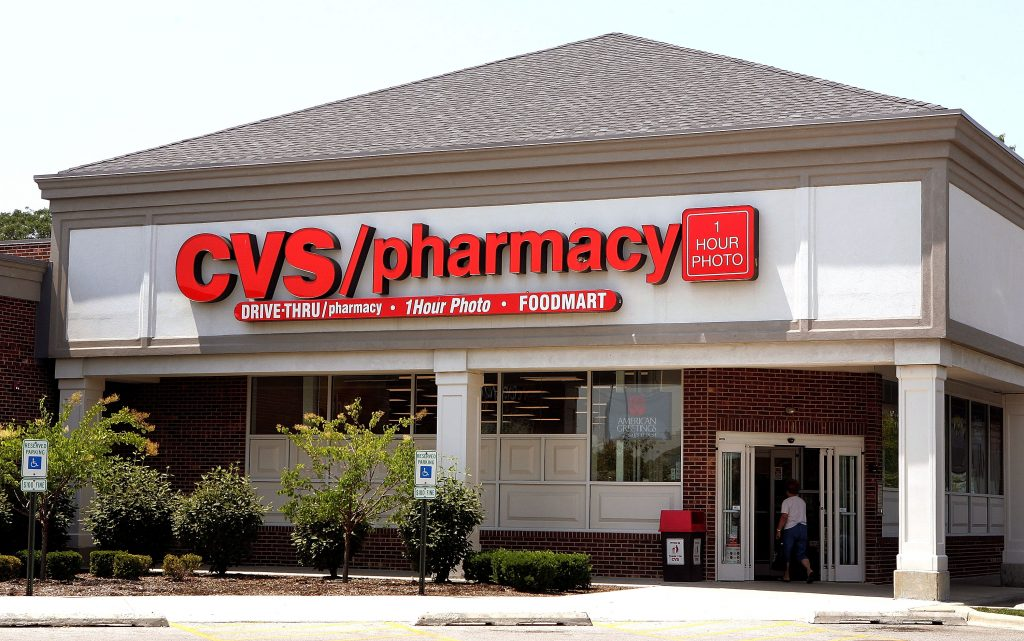 CVS close to buying health insurer Aetna, source says