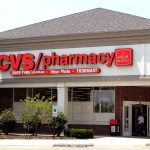 CVS shares close lower on Friday, company does not intend to relocate Aetna's headquarters