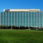 Ford shares close lower on Monday, vehicle sales in China shrink 8% year-on-year in November