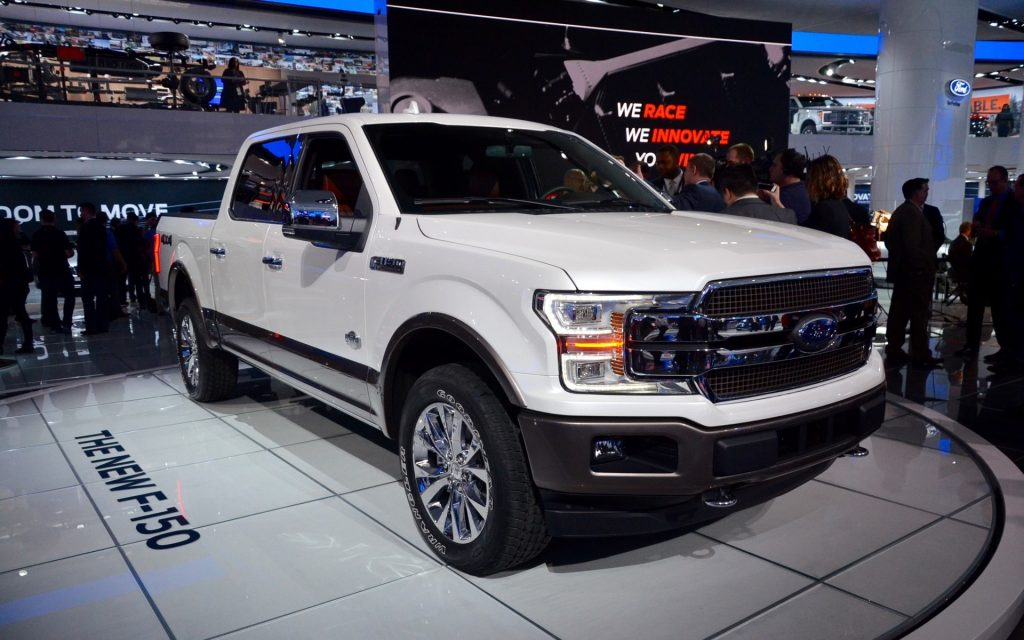 Ford to Take Orders for First F-150 Diesel Pickup