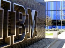 IBM shares gain for an eighth session in a row on Thursday, about a third of company's Global Technology Services staff to be reassigned