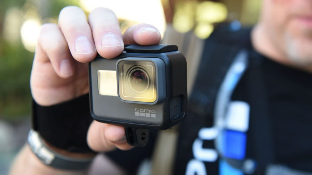 GoPro shares fall the most in two weeks on Tuesday, Morgan