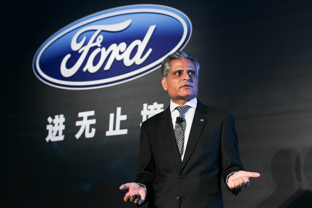 Ford Makes Key Changes to Senior Management, Including Ford Credit