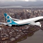 Boeing shares close lower on Friday, US Federal Aviation Administration officially certifies company's 737 MAX-9 jet