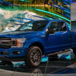 Ford shares fall the most in three weeks on Thursday, total vehicle sales in the United States shrink 7% in February