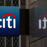 Citigroup shares gain the most in two months on Monday, bank boosts operations in France, memo shows