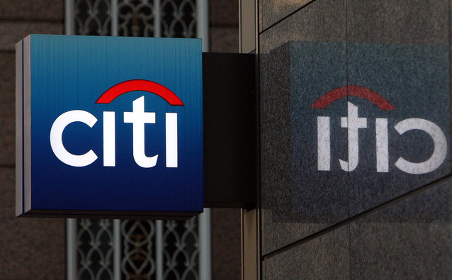 Citigroup shares fall the most in a week on friday as investment citigroup shares fall the most in a week on friday as investment banking revenue drops while quarterly profit tops expectations altavistaventures Choice Image