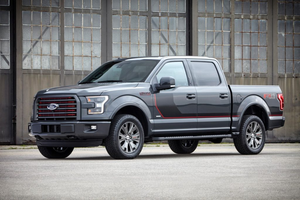 Ford halts F-series, Super Duty production due to parts shortage