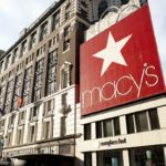 Macy's shares fall for a fourth straight session on Wednesday, quarterly earnings surge past estimates, annual earnings forecast revised up